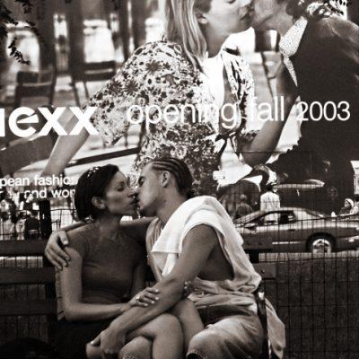 Kiss (Life imitates advertising)