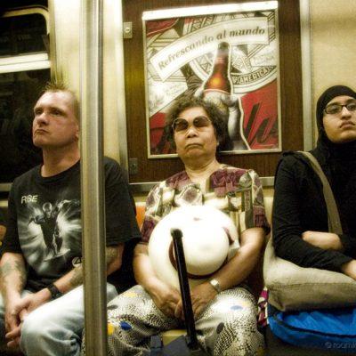 Portrait of three religions