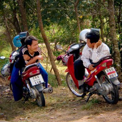 Roadside Chat