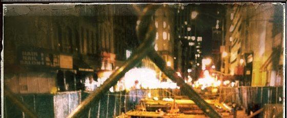 NYC street guts